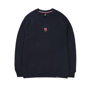 ★온라인 단독 판매★ 버티컬 티셔츠 1528 네이비